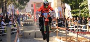 Mersin'de ilk kez düzenlenen Motokros yarışları sona erdi