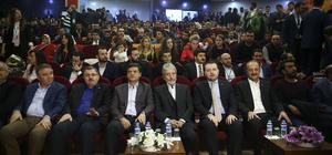 AK Parti Mamak İlçe Gençlik Kolları 5. Olağan Kongresi