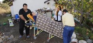 'Hasta Nakil' ambulansı 361 kişiye hizmet verdi