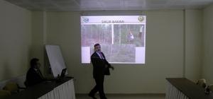 Akçakoca Orman İşletme Müdürlüğü 2017 faaliyetlerini anlattı