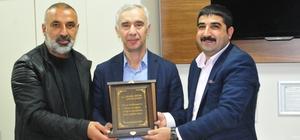 Dilovası Belediyespor'a 10 bin TL'lik destek