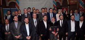 AK Parti ilçe kongreleri tamamlandı