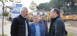 Fatsa huzurevi inşaatında sona yaklaşıldı