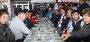 Hisarcık Belediyespor'dan centilmenlik örneği