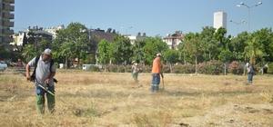 Akdeniz ilçesi, mobil ekiplerle daha temiz