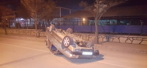 Hisarcık'ta trafik kazası: 2 yaralı