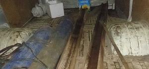 Karabük'ta demiryolu hattından hırsızlık iddiası
