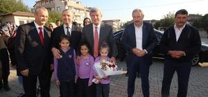 Başkan Karaosmanoğlu, okul ziyaretlerini sürdürüyor