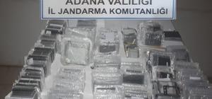 Jandarmadan kaçakçılık operasyonu
