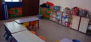 Helvacı Mahallesine çocuk oyun odası