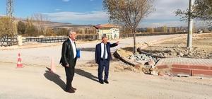 """Niğde Belediye Başkanı Rifat Özkan, """"Başlanan işlerin hizmete dönüşmesi için çalışıyoruz"""""""