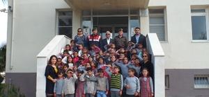 Milas'ta öğrenciler jandarma ile tanıştı