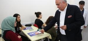Erdemli Belediyesi'nden öğrencilere ücretsiz interaktif eğitim desteği