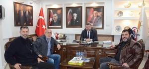 AK Parti il Başkanı Keskin, vatandaşları dinledi