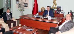 Başkanlar Büyükliman'da buluştu