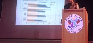 Diyarbakır'da 'Dünya Diyabet Günü' konferansı
