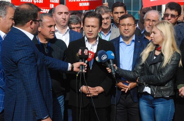Başkan Yazıcı 15 Temmuz Orhanlı Gişeleri davasını takip etti