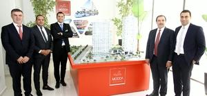 Kentin yeni cazibe merkezi olmaya aday proje tanıtıldı