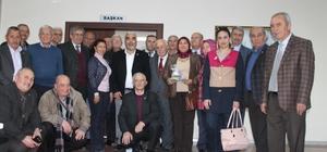 Kent Konseyi Kültür Sanat Grubu üyeleri Emirdağ'ı gezdi