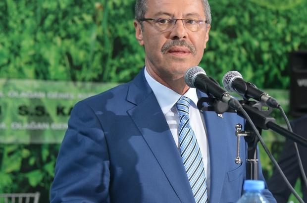 """Başkan Akay: """"Gelecek yıl şeker sektöründe önemli sıkıntılar yaşanabilir"""""""