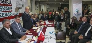 """Başkan Çelikbilek: """"Yerinde dönüşümle Beykozlu Beykoz'da kalacak"""""""