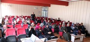 Yozgat'ta 600 kişiye iş sağlığı ve güvenliği eğitimi veriliyor