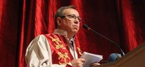 Rektör Tabakoğlu, 2023 hedefini açıkladı