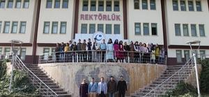 Gölyurt ÇPAL öğrencileri Adıyaman Üniversitesi gezdi