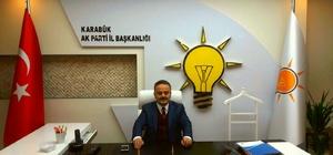 Bakan Özlü hafta sonu Karabük'te