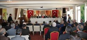 Bakan Yardımcısı Ersoy Şemdinli'de