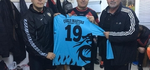 Kaymakam Kılıç futbol takımına kaptan oldu