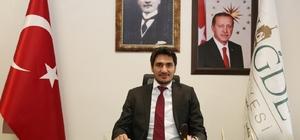 Sebahattin Ecemiş, Niğde Belediye Başkan Yardımcılığına atandı