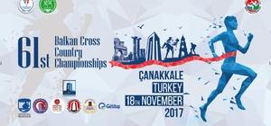 61. Balkan Kros Şampiyonası Çanakkale'de  yapılacak