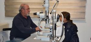 Reşadiye'ye 49 yıl sonra göz doktoru atandı