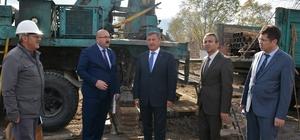 Burdur'un içme suyu sorunu DSİ tarafından 2053 yılına kadar çözüldü