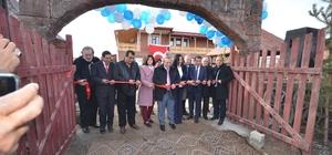 Sarıkamış Kültür Evi'nin yeni binasında hizmete girdi