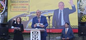 Mustafa Pala, oda başkanlığına aday oldu