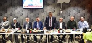 Başkan Yağcı, İK11 Platformu üyeleriyle bir araya geldi