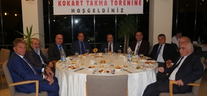 Trabzon'da il hakemliğine terfi eden 30 hakeme kokartları verildi
