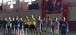 Futsal'da bölge birincisi oldular