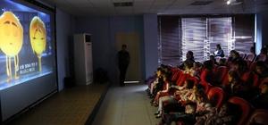 Liceli çocuklar için sinema günleri başlatıldı