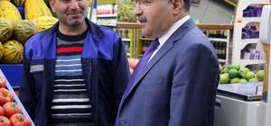 AK Parti Sivas İl Başkanlığı alan taramasını tamamladı