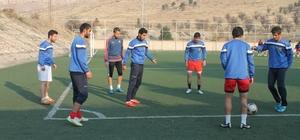 E. Yeni Malatyaspor U21 takımında A.Alanyaspor maçı hazırlıkları sürüyor