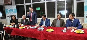Başkan Yazgı, mahalle muhtarları ile ile istişare toplantısı yaptı