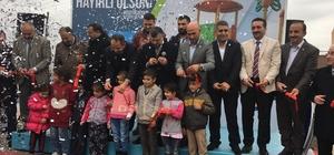 Sultanbeyli Belediyesi, yeni bir parkı daha hizmete açtı