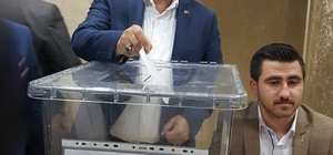 AK Parti Havran İlçe Başkanı Erdal Önder'den veda mesajı