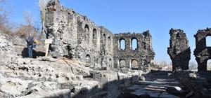 Beylerbeyi Sarayı'ndaki restorasyon çalışmaları