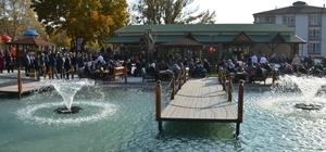 Niksar'da 11 bin metre karelik Kent Park Açıldı