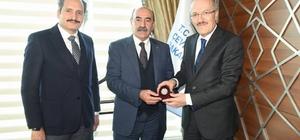 Başkan Kafaoğlu Ankara'da temaslarda bulundu