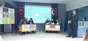 Bigadiç'te münazara yarışması
